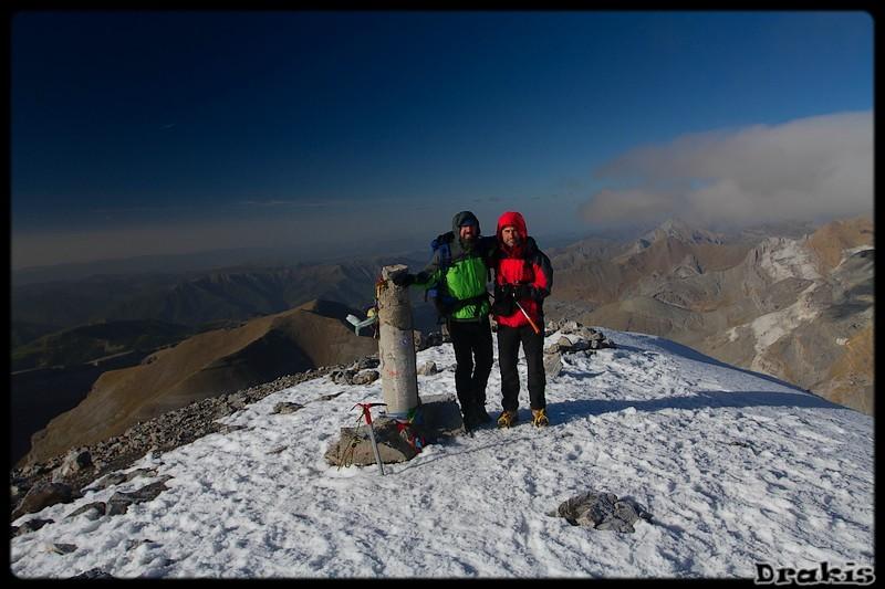 Monte Perdido 3.355m.