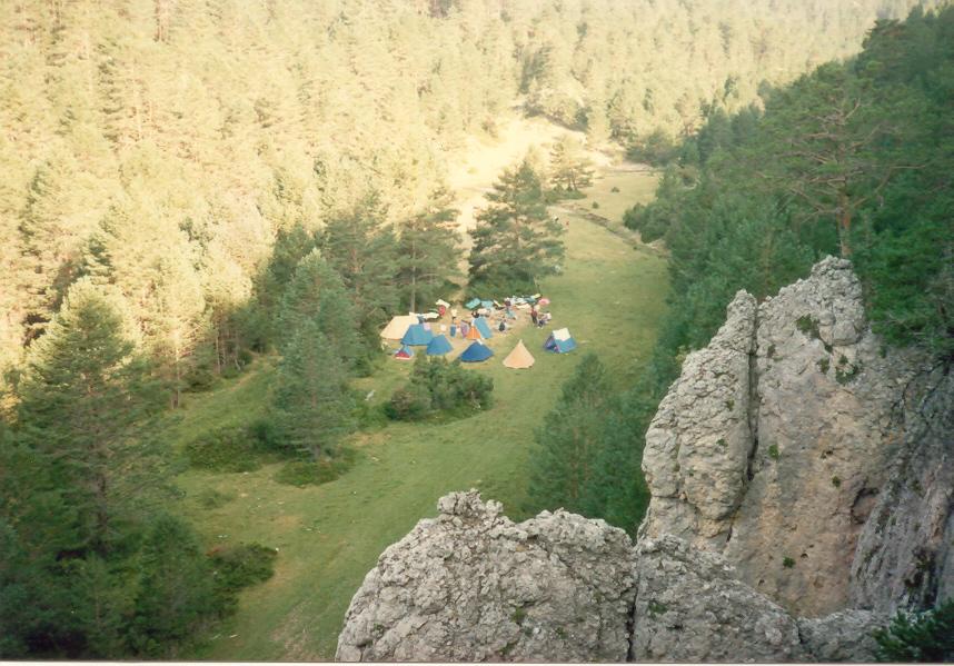 007 campamento indio